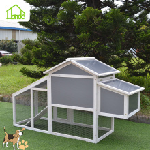Durable waterproof chicken coop tractor