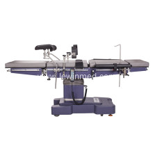 With battery electric hydraulic operating table