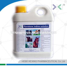 Good Quality for Iodine Deficiency Animal 10% Povidone Iodine Solution supply to Belgium Factories