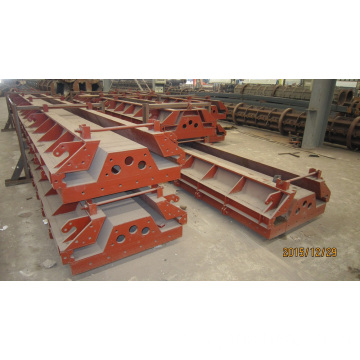 Rectangle Pile Mould U Sheet Pile Mould