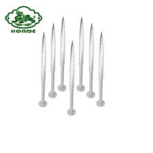 Low Price Galvanized Ground Screw For Solar System