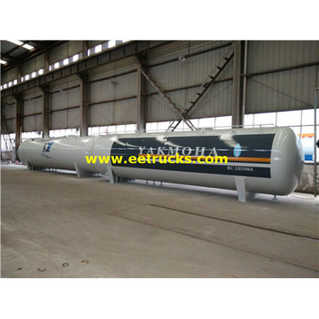 15000 Gallon 28MT Domestic LPG Storage Tanks