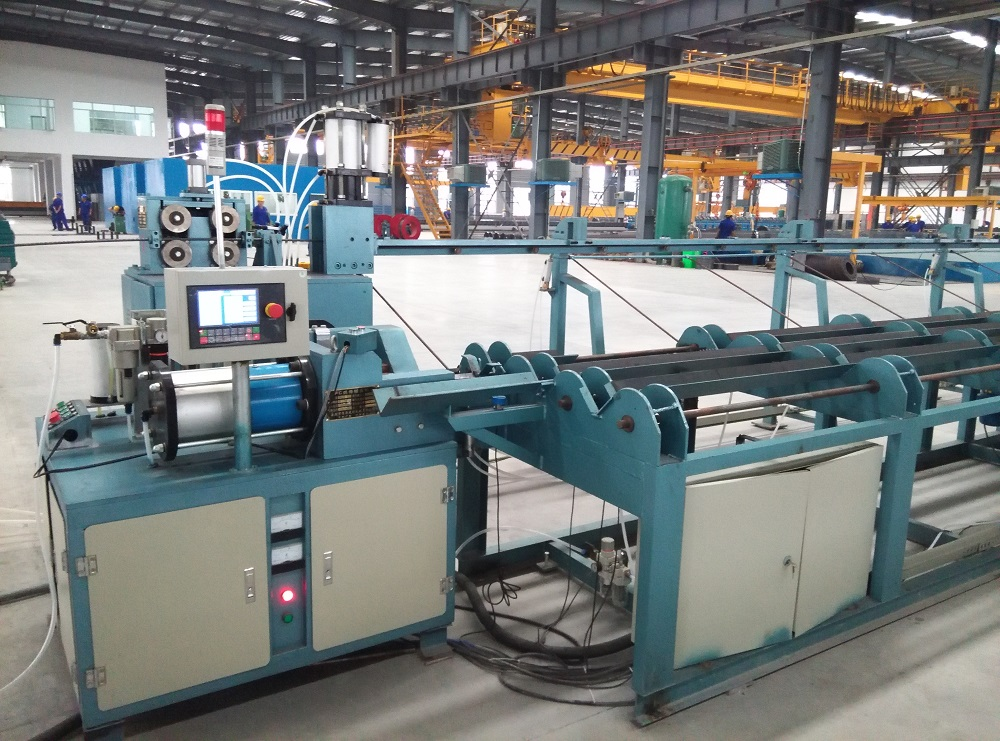 PC bar cutting machine