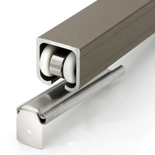 invisible metal ball bearing hinge