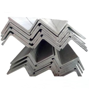 Standard Size 304 316 Stainless Steel Angle Bar