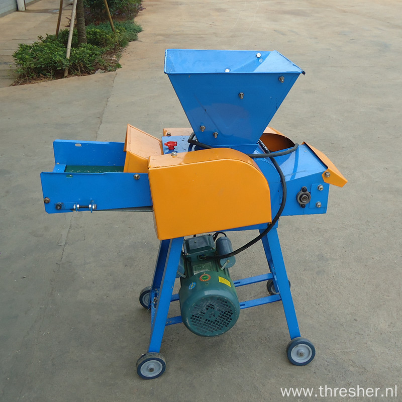 3HP Hopper Chaff Cutter Machine Support Fruit