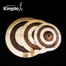Factory Wholesale PriceList for Splash Music Instrument Cymbals B20 Professional Splash Cymbals For Drum Set supply to Egypt Factories