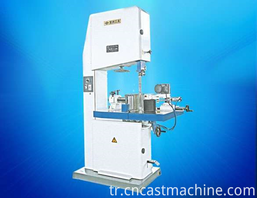High Speed Band Saw Machine