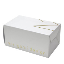Custom Logo Cardboard Packaging Cosmetic Whit Boxes