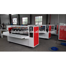 carton Alloy Steel Thin Blade Slitter Scorer Machine