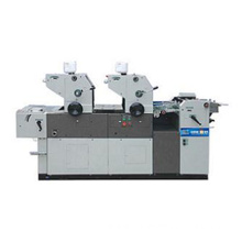 High Permance for Manufactures China Mini Offset Printing Machine Equipment, Offset Printing Machine for export NP double color offset printing machine export to Dominican Republic Wholesale