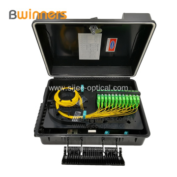 FDB Outdoor 24 Core Fiber Optic Termination Splice Box