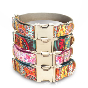 Good Quality for Leather Dog Collar Adjustable Leather Neck Dog Collar. supply to Nicaragua Exporter