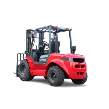 3.5 Ton Rough Terrain Forklift for Muddy Road