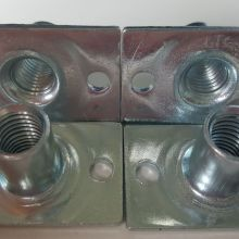 Manufactur standard for Climbing Tee Nut Rectangular Base T- Nuts supply to Nauru Manufacturer