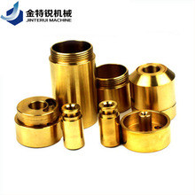 100% Original Factory for Cnc Turning Custom Truning HPb62 Brass CNC Machining Parts supply to Congo Supplier