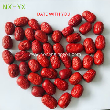 Red Dates from Ningxia zhongning