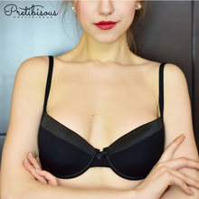 China for Push Up Bra Sex girls photos microfiber ladies sexy bra export to United States Wholesale