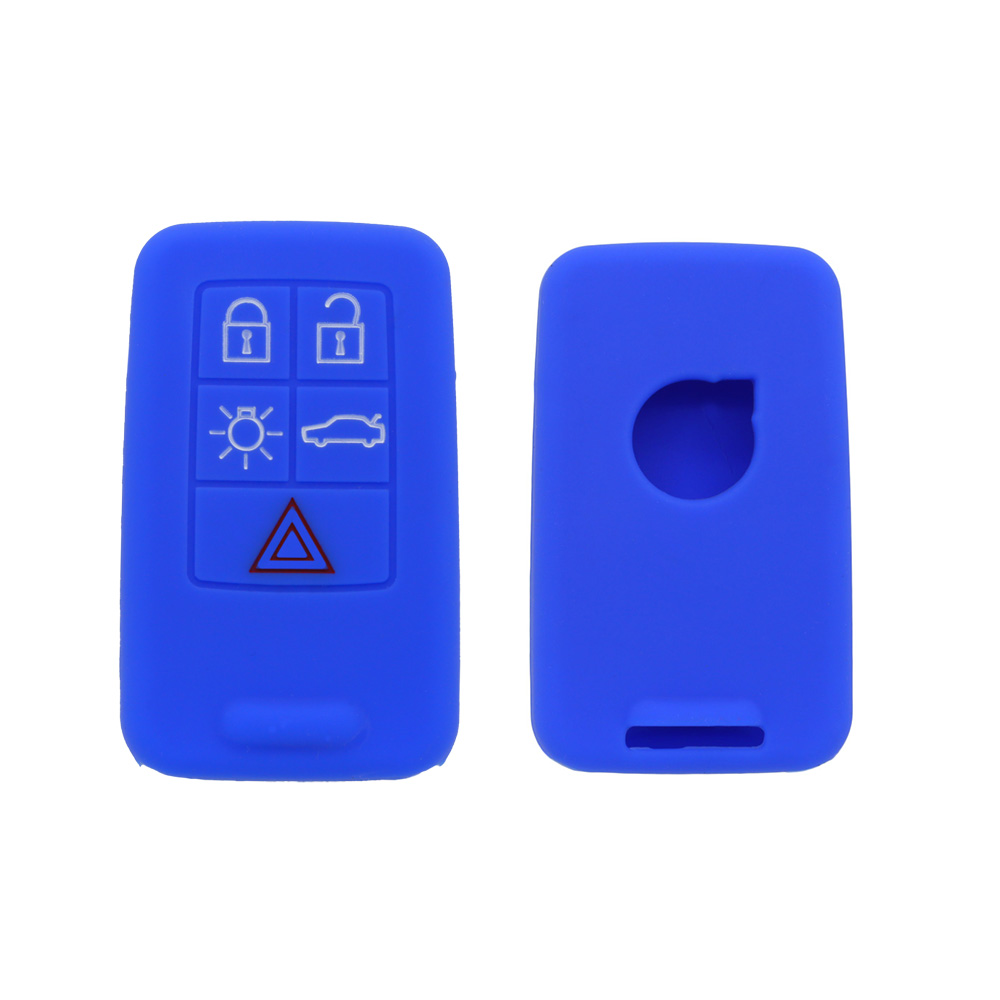 Eco-friendly Volvo Silicone Key Cover