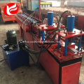 Automatic metal steel shutter door roll forming machine