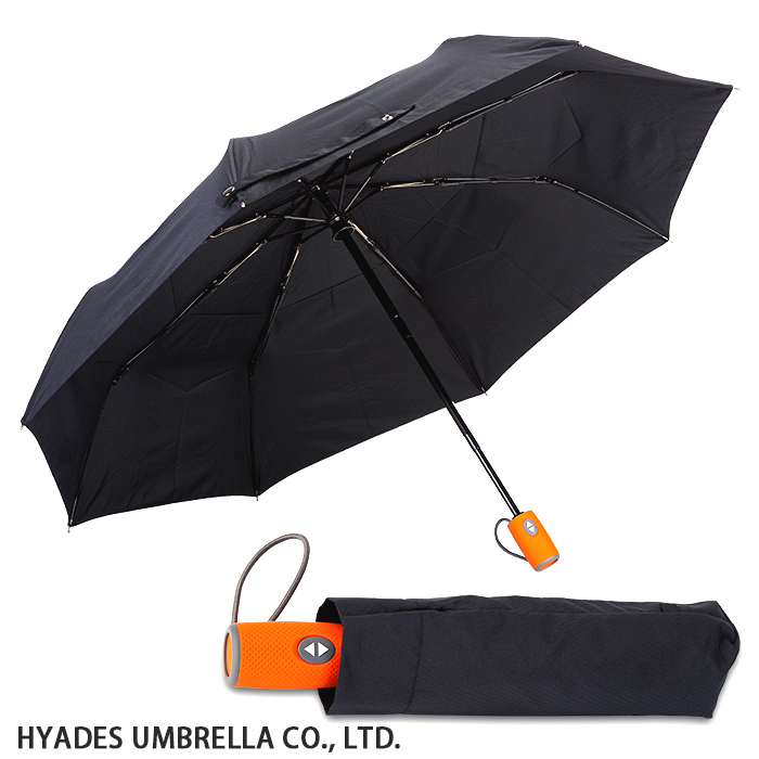 auto open and close folding umbrella vented