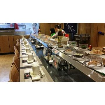 Customized Automatic Sushi Conveyor Belt System