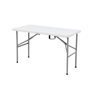 Folding Table Fold-in-Half Banquet Table