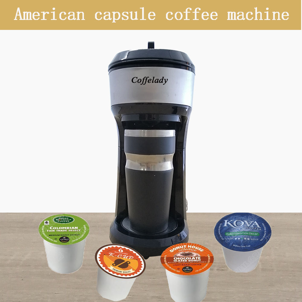 K-CUP COFFEE MACHINE