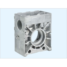 OEM A380 Die Casting Aluminum Reducer Gearbox Housing