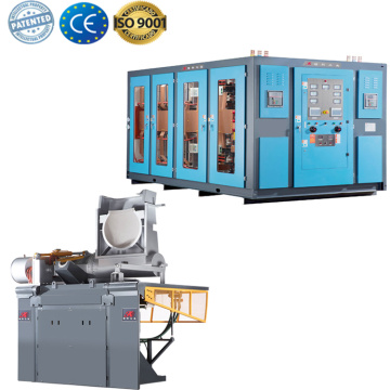 industrial electric crucible furnace for sale