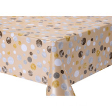 Elegant Tablecloth with Non woven backing Chart