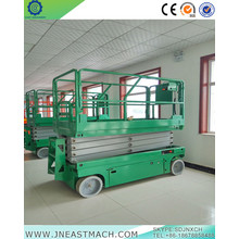 8m Height Hydraulic Drive Self-propelled Scissor Lift