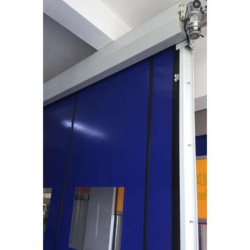 Fabric Industri Self Repair Action Shutter Door