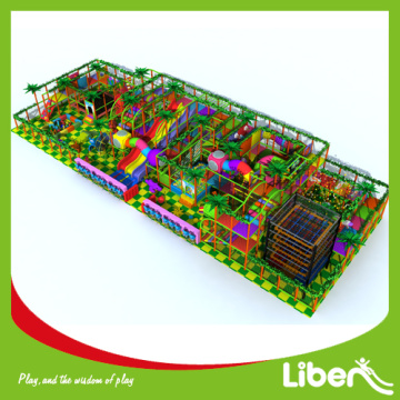 Popular indoor amusement playground