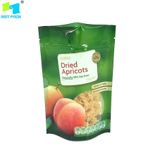 Gravure Printing Dried Food Packaging Bag With Window