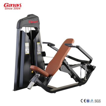 Professional Gym Luxury Exercise Equipment Shoulder Press