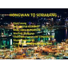 Chinese Professional for Asia Shipping Line Zhuhai Hongwan Sea Freight to Indonesia Semarang supply to South Korea Manufacturer