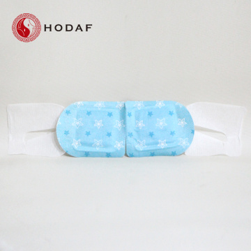 Disposable Hot Steam Eye Sleep Mask for Relieving Fatigue