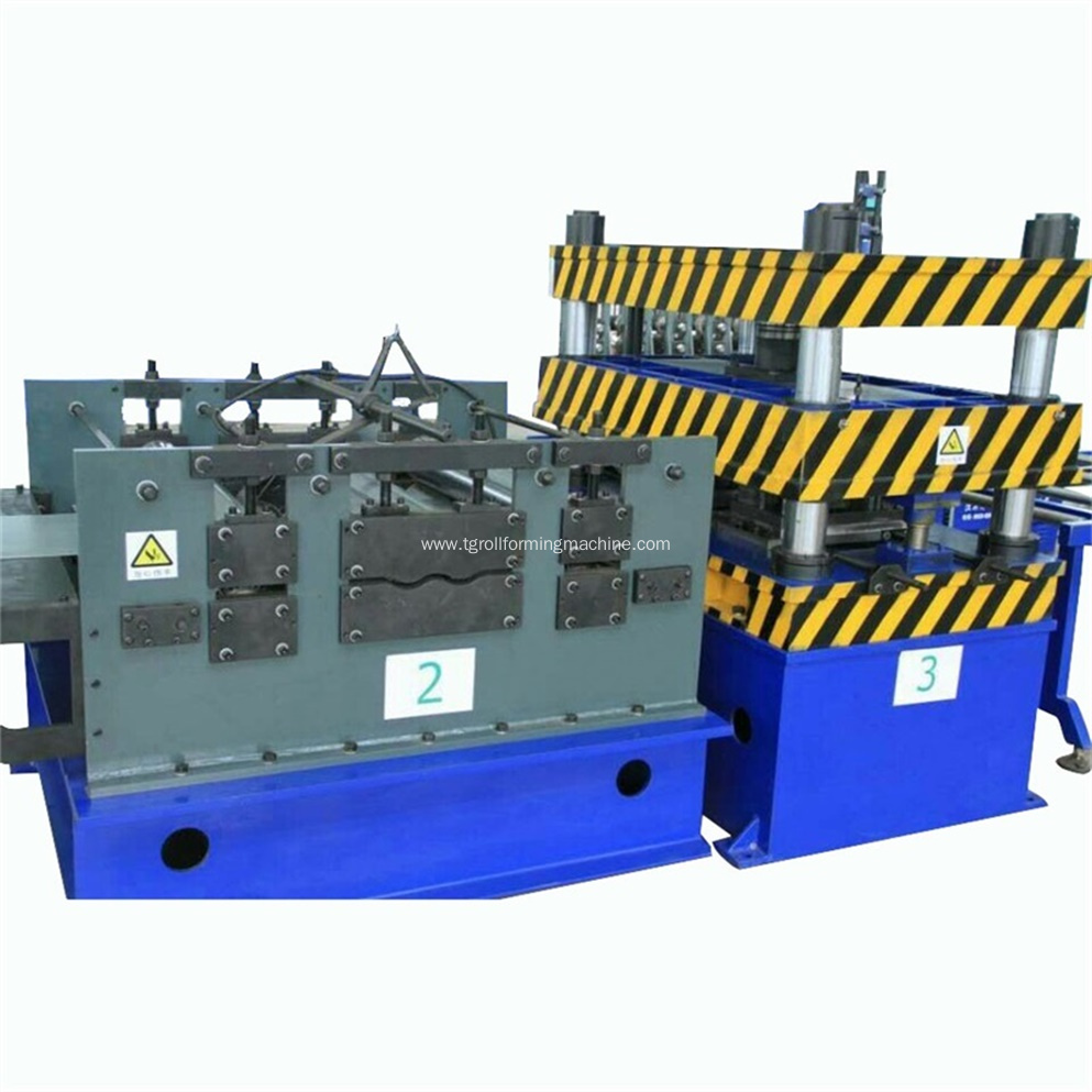 Galvanized Steel Cable Tray Making Machine