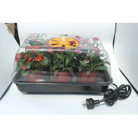 Plant Nursery Heat Mat Propagation Growing Trays