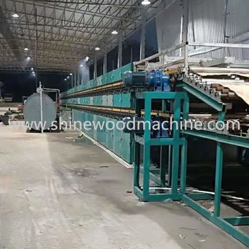 Veneer Dryer Machine for Plywood