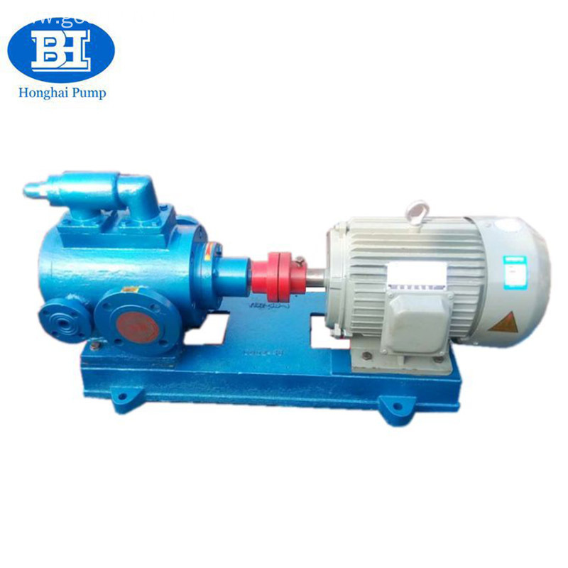Chemical Industry Heat Insulation Asphalt Three Screw Pump