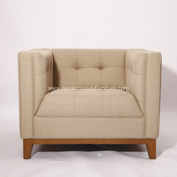 China for Adjustable Leather Sofa Atwood High Quality Premium Cashmere Armchair supply to Indonesia Exporter