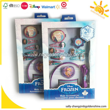 Frozen Hair Accessory Color Box