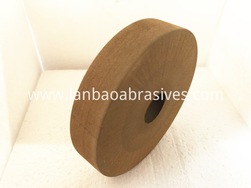 BK80 polishing wheel 100X25X22