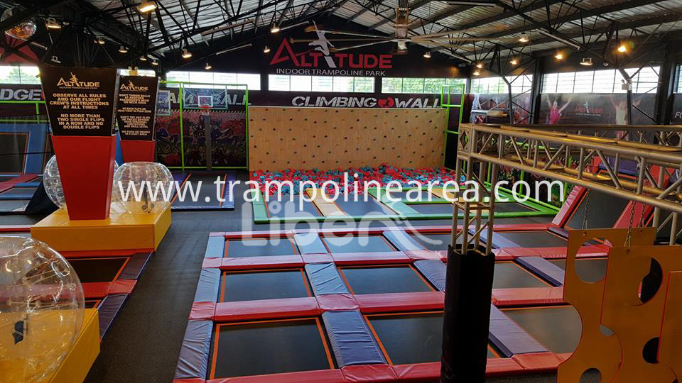 Indoor Trampoline price