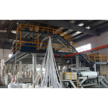 S PP spunbond nonwoven fabric making machine