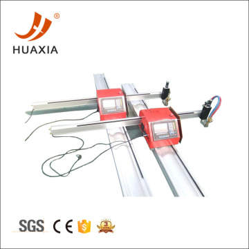 CNC Portable flame cutting machine for thick plates