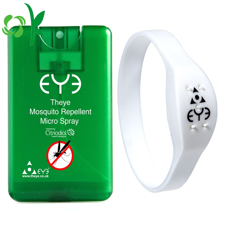 Silicone Repellent Mosquito Band