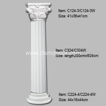 Fluted Columns Definition for interior Decoration